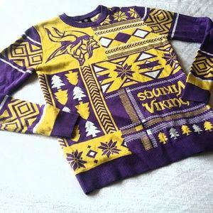 Nfl Sweaters Minnesota Vikings Christmas Sweater Poshmark